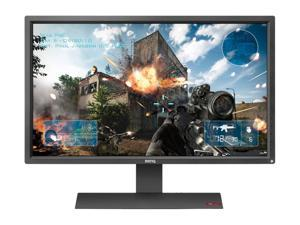 "BenQ ZOWIE RL2755 Dark-Grey 27"" 1ms (GTG) Console e-Sports Gaming Monitor, 300 cd/m2 DCR 12,000,000:1 (1000:1), Dual Bulit-in Speakers, VESA Mountable, Dual HDMI"