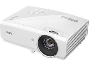 BenQ MH750 Full HD 1080p Projector, 1920x1080, 4500 ANSI Lumens, Dual HDMI(MHL), 2D Keystone Correction, 1.3 Big Zoom, 10W Speakers, 3D Ready, DLP