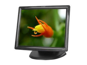 "PLANAR PT1700MX(997-4158-00) Black 17"" Dual serial/USB 5-wire Resistive Touchscreen Monitor"