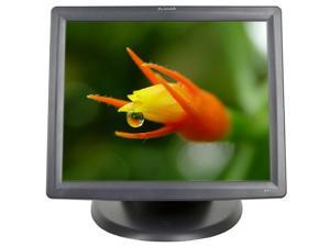 "Planar PT1975R 19"" (997-5973-00 ) Dual Serial/USB 5-wire Resistive TouchScreen Monitor/Speakers"