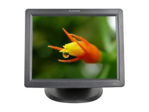 "Planar PT1501MX-BK 15"" 997-3983-00 Capacitive Dual Serial/USB TouchScreen Monitor w/Speakers"