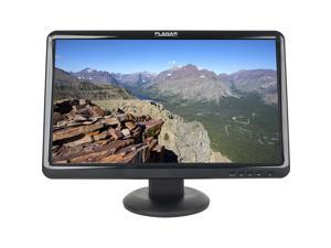 "PLANAR PL1910W Black 18.5""  Widescreen LCD Monitor"