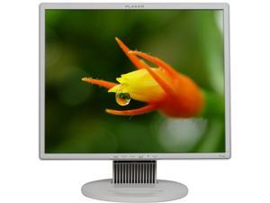 "PLANAR PL1900 White 19"" 5ms LCD Monitor"