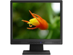 "PLANAR PL1500M Black 15"" 8ms LCD Monitor Built-in Speakers"