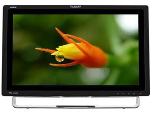 "PLANAR PXL2240MW Black 22"" USB Optical Touchscreen Monitor Multi-Touch"