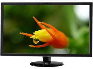 "PLANAR  PXL2470MW  Black  23.6""  14ms  HDMI LED Backlight LCD Monitor"