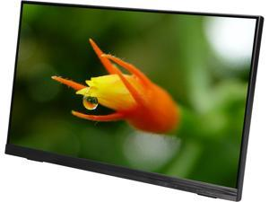 """Planar PCT2235 Black 22"""" Frameless Projected Capacitive Touchscreen Monitor 10-pt Multi-Touch, Built-in Speakers, VESA  Compatible, DisplayPort HDMI VGA"""