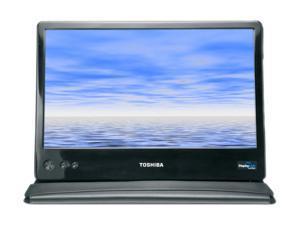 "TOSHIBA PA3923U-1LC3 Black 14"" 16ms Widescreen USB Mobile LCD Monitor"
