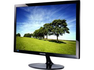 "SAMSUNG SD300 Series S22D300HY Black High Glossy 21.5"" 5ms (GTG) HDMI Widescreen LED Backlight LCD Monitor TN Panel"