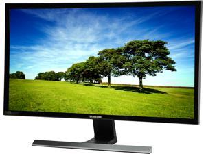 "SAMSUNG U28E590D Black 28"" 4K UHD Widescreen LCD/LED Monitor, AMD FreeSync 1ms, 370 cd/m2 DCR Mega Infinity (1000:1), VESA Mountable, HDMI DisplayPort"