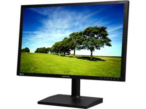 "SAMSUNG S24E650DW Black 24"" 4ms Widescreen LCD Monitor"