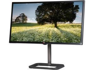"LG 31MU97-B Black 31"" Digital Cinema 4K 4096 x 2160 IPS LED Monitor 17:9 10-Bit Color Depth Dual Color Space with AdobeRGB 99.5%, VESA Mountable USB 3.0 HDMI DisplayPort Headphone Out"