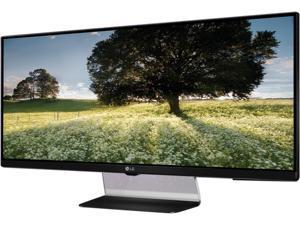 "LG 34UM67 Glossy Black 34"" 5ms HDMI Widescreen LED Backlight LCD Monitor IPS"