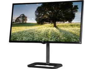 "LG 31MU97C-B Black 31"" 5ms HDMI Widescreen LED Backlight LCD Monitor"