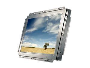 "GVISION K15TX-CB-0630 Black 15"" 5-wire Resistive Touchscreen Monitor"
