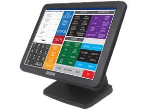 "GVision V15DX-AB-459G 15"" LCD Touchscreen Monitor"