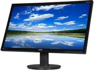 "Acer KN242HYL Black 23.8"" 4ms (GTG) HDMI Widescreen LED Backlight LCD Monitor IPS"