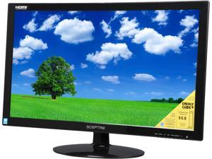 "SCEPTRE E275W-1920 Black 27"" 5ms HDMI LED Backlight LCD Monitor"