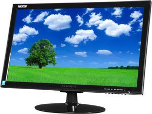 "SCEPTRE E248W-1920 Black 24"" 5ms HDMI Widescreen LED Backlight  LCD Monitor"