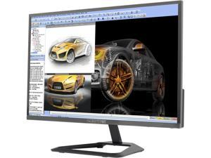 "SCEPTRE E225W-1920R Black 21.5"" 5ms (GTG)  Widescreen LED/LCD Monitor, 230 cd/m2 DCR 5,000 : 1, with 178/178 Viewing Angle, VESA Mountable, HDMI VGA"