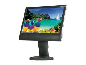 "ViewSonic VG1932wm-LED Black 19"" 5ms Widescreen LED Backlight LED Backlight LCD monitor Built-in Speakers"