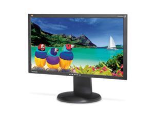 "ViewSonic VG2428WM Black 24"" 5ms Widescreen LCD Monitor Built-in Speakers"