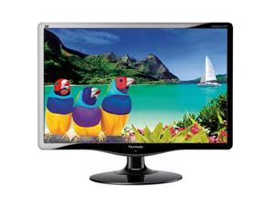 "ViewSonic VA2232WM-LED Black 22"" 5ms Widescreen LED Backlight LED Monitor"