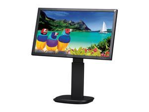 "ViewSonic VG2239M-LED Black 22"" 5ms Full HD 1080P TN Widescreen LED Backlit Monitor, 1000:1, 250cd/m2, USB&VGA&DVI-D Display Port, Built-in Internal Speaker, Height, Swivel, Tilt, Pivot adjustable"