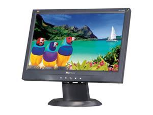 "ViewSonic Value Series VA1703wb Black 17"" 8ms Widescreen Off Lease LCD Monitor"