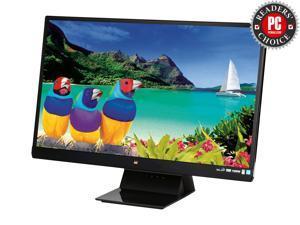 """ViewSonic VX2770SMH-LED Black 27"""" Black IPS Panel Widescreen LED Backlight LCD Monitor 7ms 250cd/m2, 30,000,000:1, Built-In Speakers, Ultra-Slim Bezel"""
