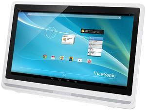 "ViewSonic VSD241-WTA-US0 24"" USB Dual Point Optical Touch Technology Smart display ( All-in-One)"