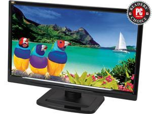 "ViewSonic VA2249S Black 22"" IPS Wide Viewing Angle LED Backlight LCD 16:9 Full HD 1080P Monitor, 1000:1, 250 cd/m2, 178/178 Viewing Angles, DVI, D-Sub, VESA Mountable"