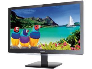 "ViewSonic VX2475Smhl-4K 24"" 3840 x 2160 (4K) PLS Monitor, 1000:1, 300cd/m2, HDMI & HDMI MHL Display Port, Built-in Internal Speaker, VESA Mountable"