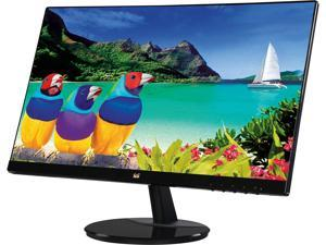 "ViewSonic VA2259-SMH 22"" Full HD 1080P IPS Monitor, 1000:1, 250cd/m2, USB&HDMI&VGA&DVI-D Display Port, Built-in Internal Speaker, VESA Mountable"