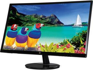 "ViewSonic VA2759-smh 27"" Full HD 1080P IPS Monitor, 1000:1, 250cd/m2, HDMI&VGA, Built-in Internal Speaker, VESA Mountable"