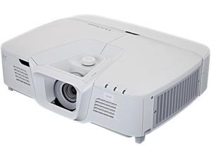 ViewSonic Pro8530HDL FHD 1080P White LightStream Professional Installation Projector, High Brightness with Vertical Lens Shift with Centered Lens, SonicExpert technology 5200 lumens  5000:1  HDMI, MHL