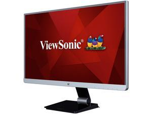 "ViewSonic VX2478-smhd 24"" IPS Monitor, 2560 x 1440, 1000:1, 300cd/m2, HDMI Display Port, Built-in Speaker"