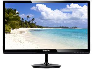 "PHILIPS 227E4LSB Black 21.5"" 5ms Widescreen LED Backlight LCD Monitor"