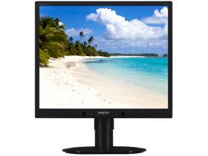 "PHILIPS 19B4LPCB/27 Black 19"" 5ms LED Backlight LCD Monitor with PowerSensor Built-in Speakers"