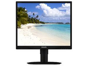 "PHILIPS 19B4LCB5 Black 19"" 5ms LED Backlight LCD Monitor"