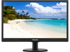 "PHILIPS 19S4LAB5/00 Black 19"" LCD Monitor"