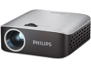 PHILIPS PPX2055 1280 x 768 up to 55 lumens DLP Projector