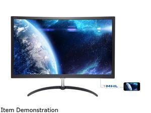 "Philips 279X6QJSW 27"" Full HD MVA Curved Monitor FreeSync, HDMI, Flicker-free"
