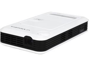 ViewEra V100P DLP Pocket Projector, Built-In Android OS and Wi-Fi, Support Apple / Android Mirroring