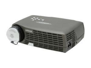 InFocus LP70+ 1024 x 768 1100 ANSI lumens DLP Projector