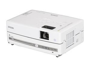 EPSON PowerLite Presenter Portable 3LCD Projector/DVD Player Combo