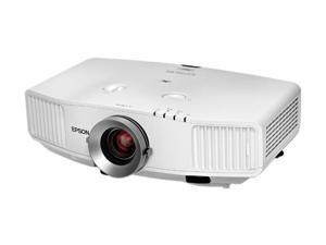 EPSON PowerLite 4100 XGA 1024x768 4500 Lumens Multimedia 3LCD Projector w/ Network
