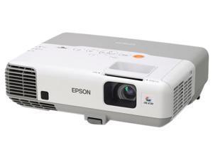 EPSON V11H381020 1024 x 768 2400 lumens 3LCD PowerLite 92  Projector