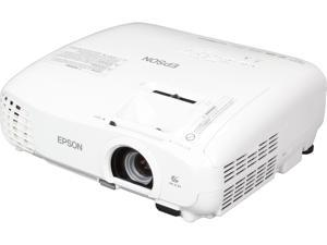 Epson Home Cinema 2000 FHD 1920x1080 1800 Lumens 2 HDMI 1 MHL Ports 3D Home Theater 3LCD Projector