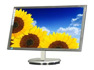 "AOC i2353Ph Chrome Bezel and Base, Piano Black Back Cover 23"" 5ms Widescreen LED Backlight LCD Monitor Built-in Speakers"